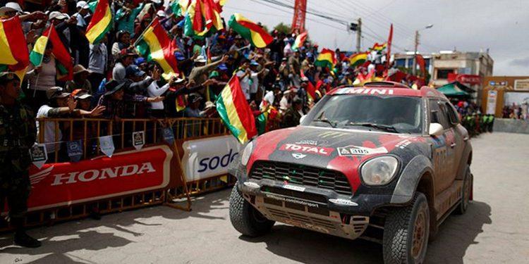 ASO revisará la seguridad en Bolivia de cara al Dakar 2016