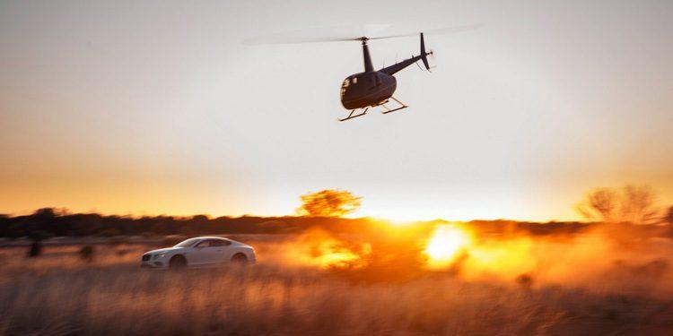 Bentley Continental GT W12 a 331 km/h en vídeo