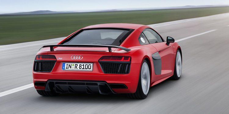 El Audi R8 podría contar con nueva versión de 5 cilindros