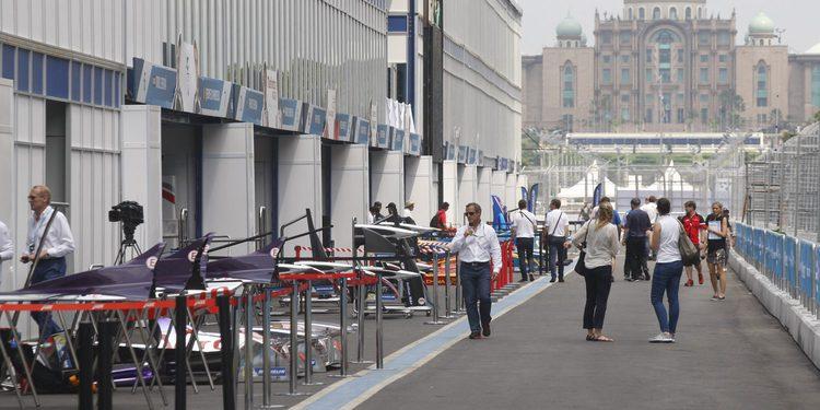 Previa del GP de Malasia de Fórmula E