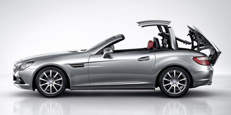 El Mercedes-Benz SLC será presentado en enero 2016