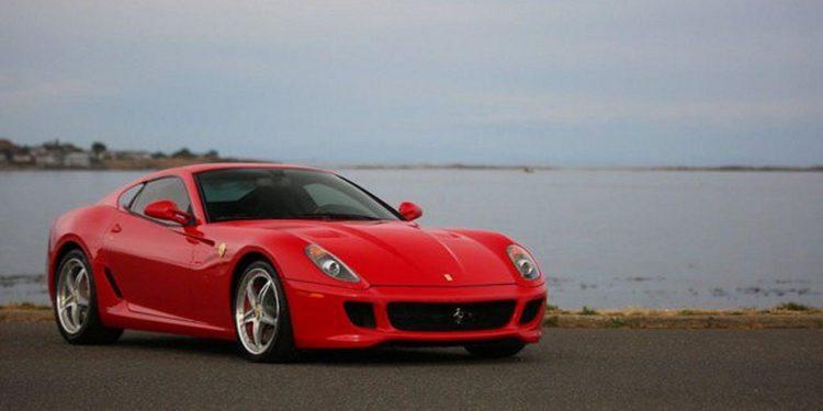 Aparece en eBay el Ferrari 599 GTB de Nicholas Cage
