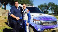 Xevi Pons asaltará el Dakar con un Ford Ranger