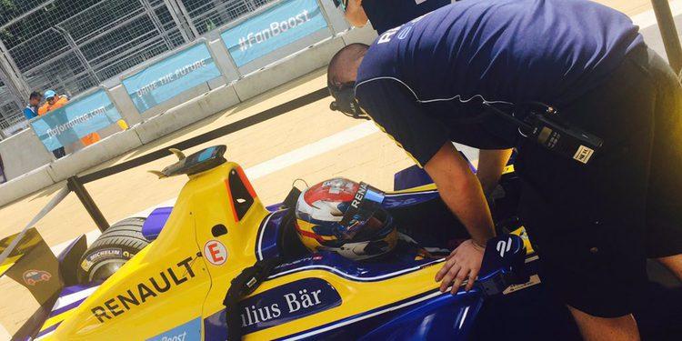 Sebastien Buemi consigue la pole de Putrajaya