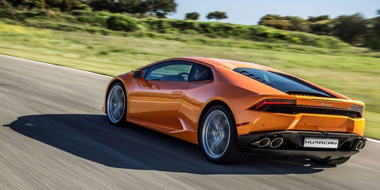 Lamborghini presenta el mejorado Huracán 2016