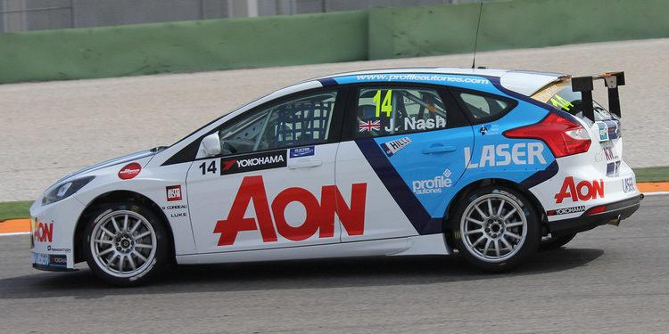 James Nash competirá en la carrera de Macao de las TCR