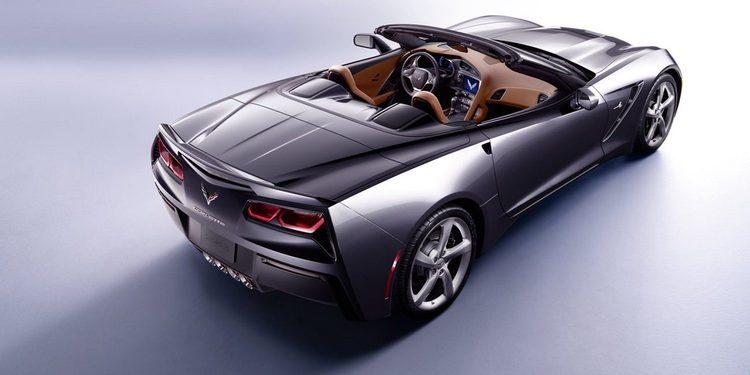 Leves cambios en la gama Chevrolet Corvette para 2016