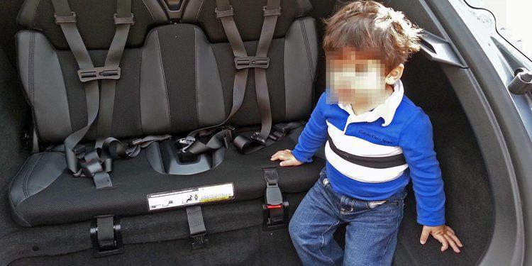 Miente a la policía diciendo que en su coche robado iba su hijo para agilizar la búsqueda