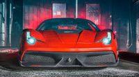 Todas las imágenes del espectacular Ferrari 458 de Misha Designs