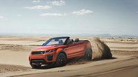 Nuevo Range Rover Evoque Convertible de 2017