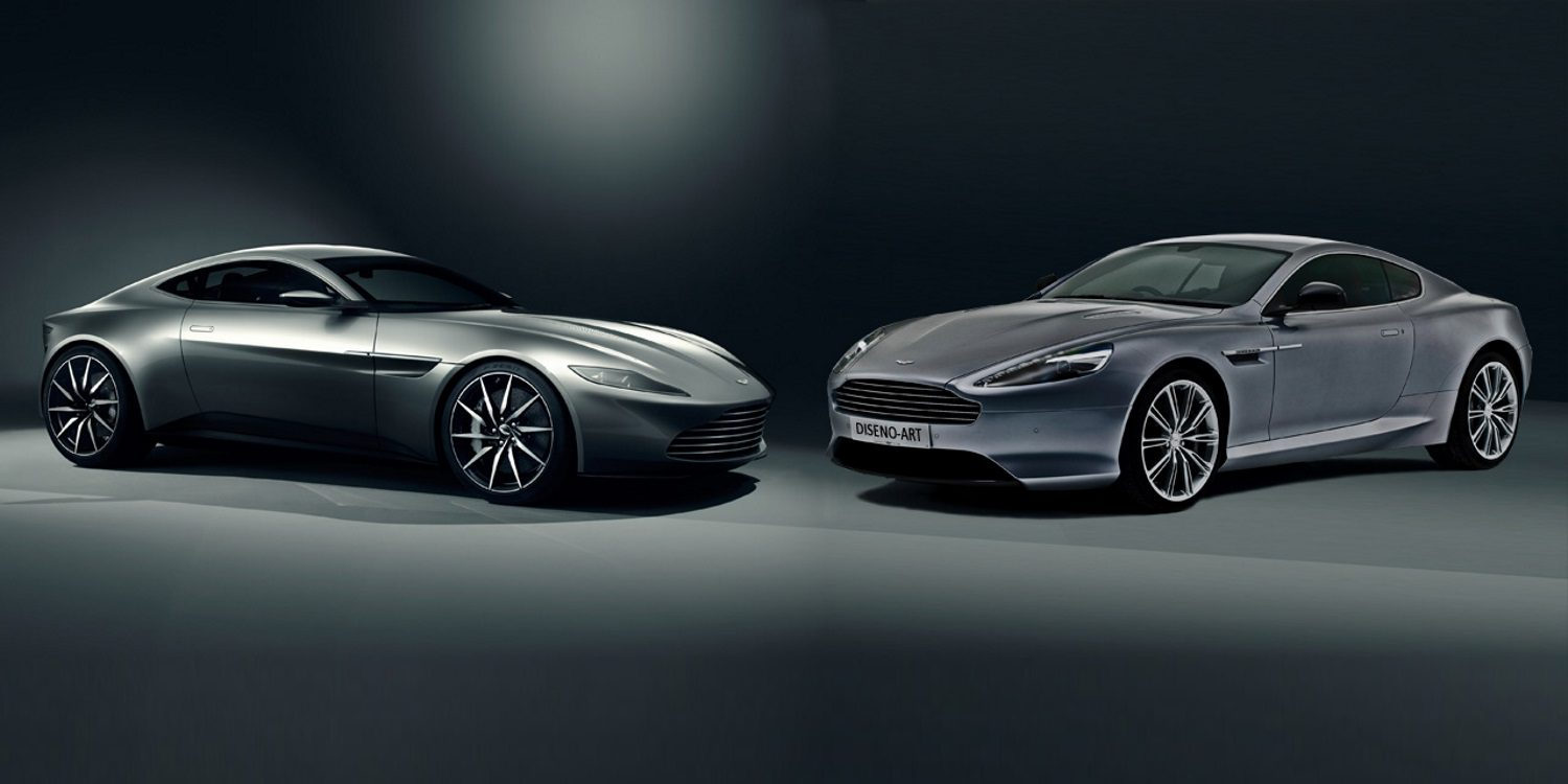 Aston Martin crea documental del desarrollo del DB10