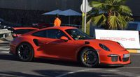 El radical Porsche 911 GT3 RS 2015 en vivo