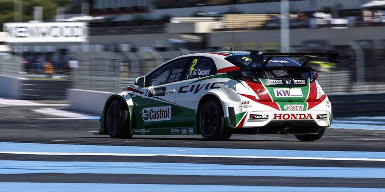 Honda se pone la pole como objetivo en Qatar