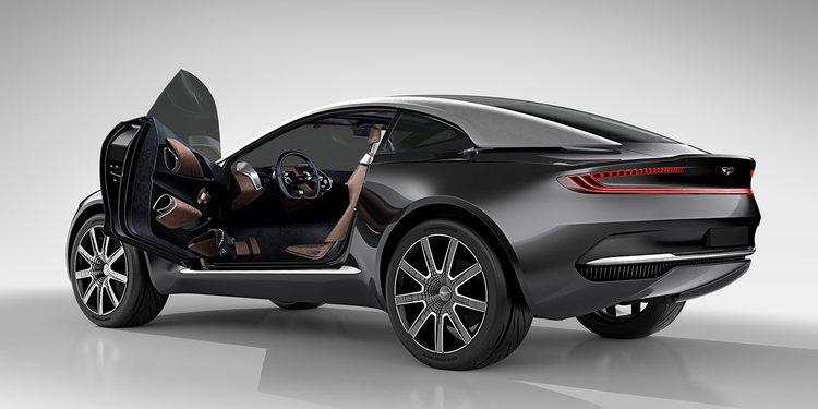 Aston Martin abrirá una nueva fábrica en 2017