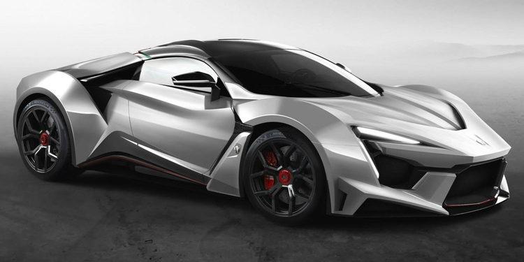 Fenyr Supersport. La redención de W Motors después del Lykan