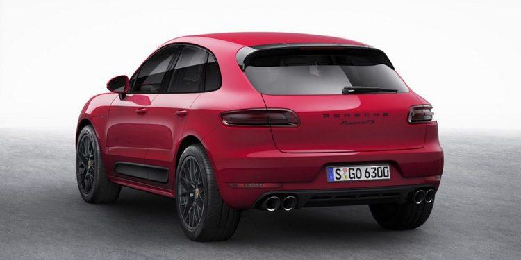 Porsche presenta a la prensa el Macan GTS en Tenerife