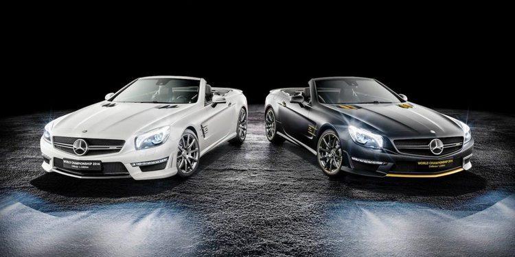 Mercedes-Benz desvela el frontal del nuevo SL