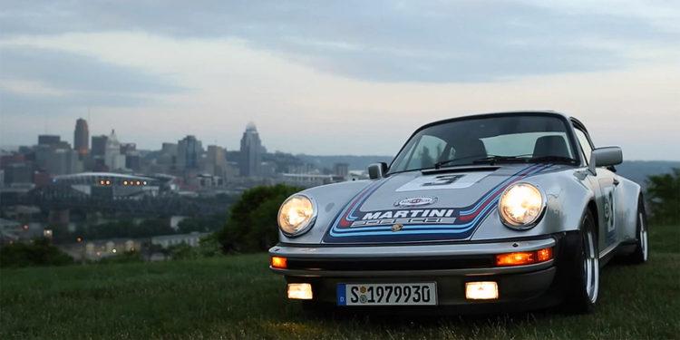 Espectacular vídeo: Porsche 911 Turbo
