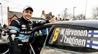 Rally Gales 2014: la despedida de Hirvonen