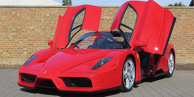Ferrari Enzo. De Maranello  a tu garaje sin tocar el asfalto