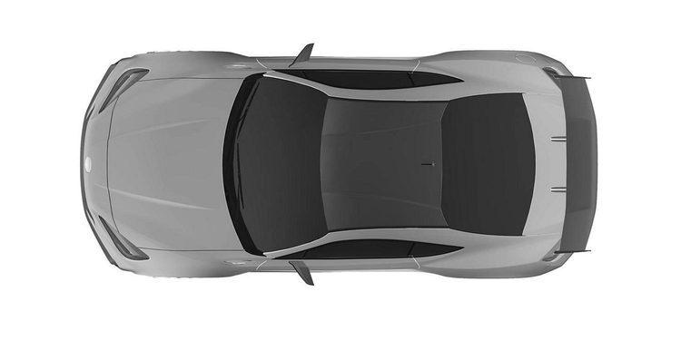 Filtrados los planos de patente del Subaru BRZ STI