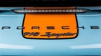 A la venta Porsche 918 Spyder Gulf-livery