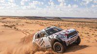 X-Raid presenta su formación para el Dakar 2016