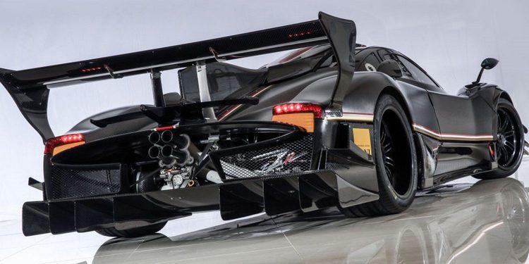 El Pagani Zonda Revolución bate el récord en Nürburgring