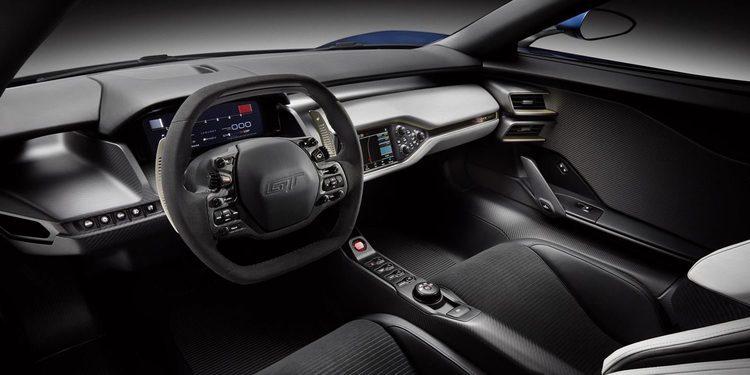 Los nuevos interiores Ford tendrán carácter marcado