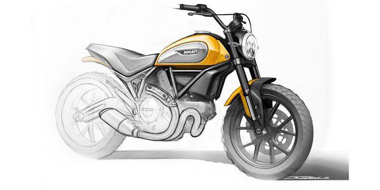 Ducati presentará la nueva Scrambler 400 mañana