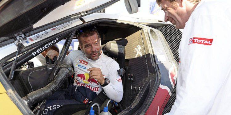"""Sebastién Loeb sobre su primer Dakar: """"Es un poco pronto para soñar"""""""