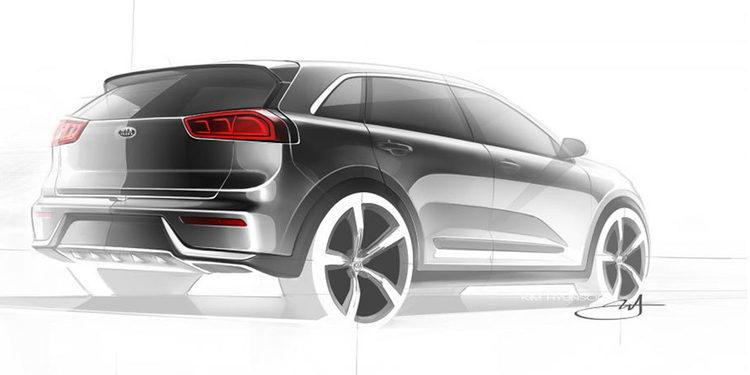 Kia lanzará su primer modelo híbrido en el 2016
