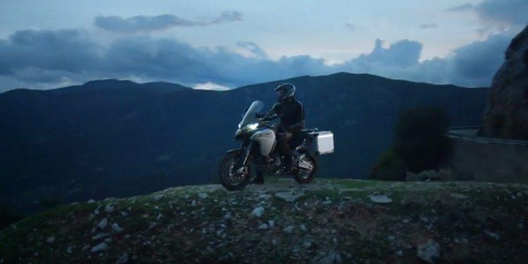 Nueva Ducati Multistrada 1200 Enduro, verdadera off road