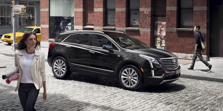 Cadillac revela el XT5 de cara al salón de Los Ángeles