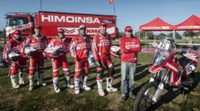 El Himoinsa Racing Team, presentado de cara al Dakar 2016