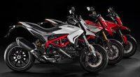 Ducati presenta nueva mecánica para las Hypermotard e Hyperstrada
