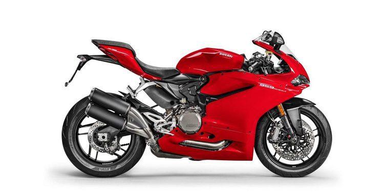 Nueva Ducati Panigale 959 desvelada en el EICMA 2015