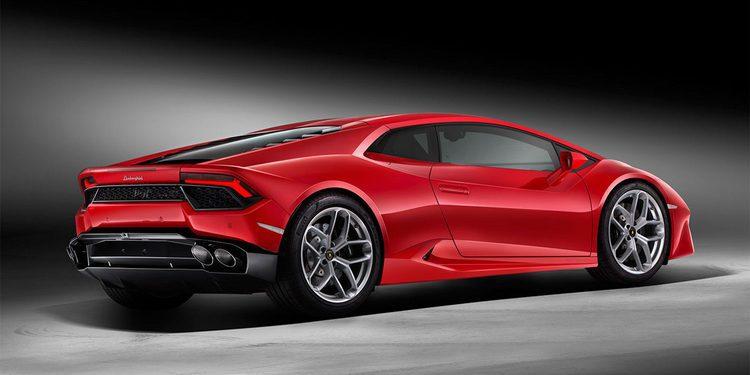 Lamborghini desvela el Huracán LP580-2 de tracción trasera