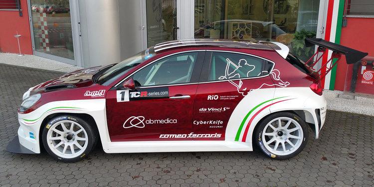 Primeras fotos del Alfa Romeo Giulietta TCR