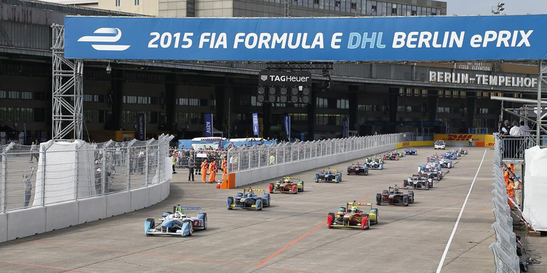 En peligro la carrera del Berlin ePrix