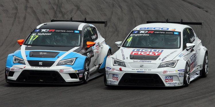 Las TCR International Series visitarán Oschersleben en 2016