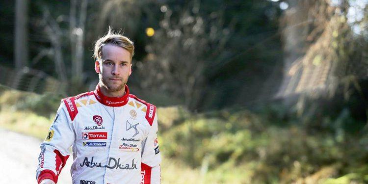 Mads Ostberg no comparte los planes de Citroën