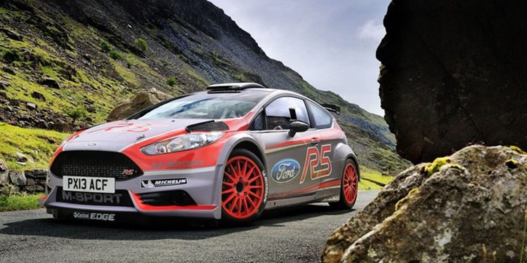 M-Sport y el Ford Fiesta R5