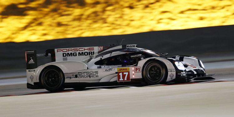Porsche toma posiciones tras el FP3 en Bahrein