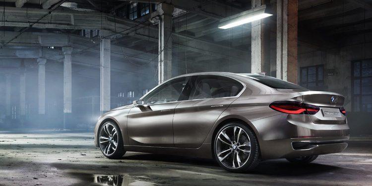 BMW desvela de forma conceptual el futuro Serie 1 berlina