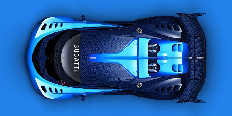 Se filtran más detalles del sucesor del Bugatti Veyron