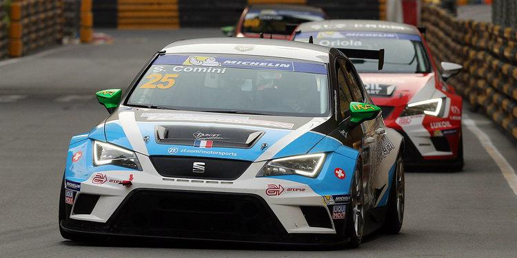 Stefano Comini gana y es el campeón de las TCR International Series