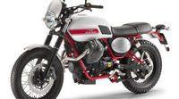 Moto Guzzi presenta la nueva V7 II Stornello de tipo scrambler