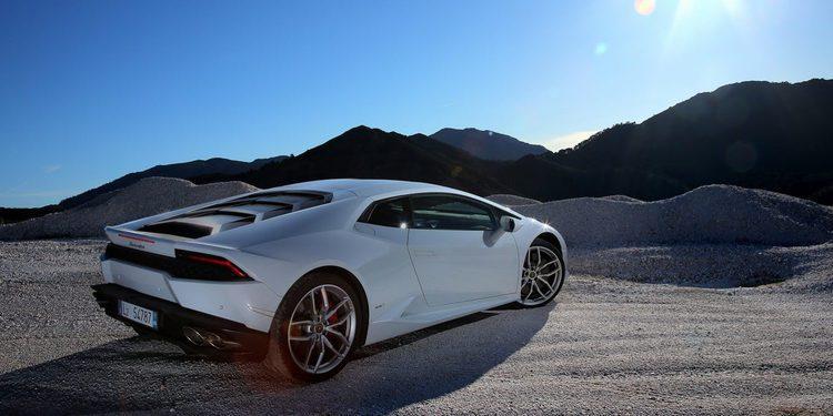Lamborghini Huracán con doble turbo y más de 800 caballos