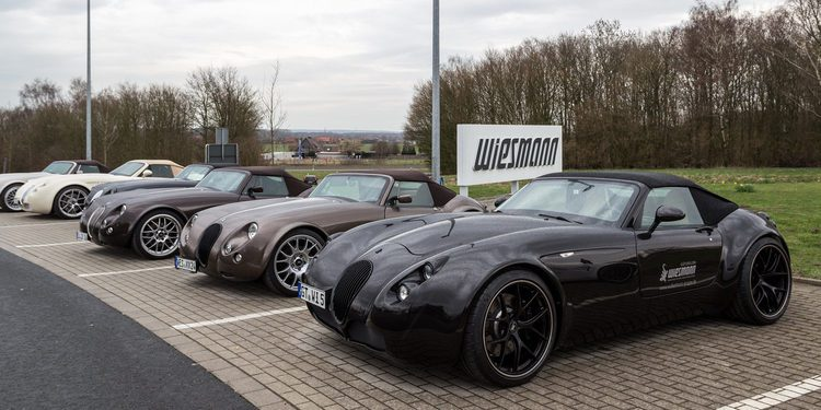 Wiesmann rescatada gracias a dos inversores británicos